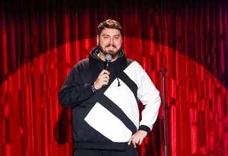 Micutzu, în debutul sezonului trei de Comedy Club