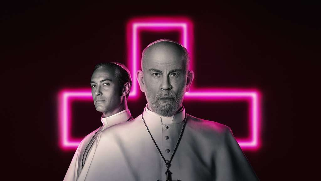 The New Pope, la HBO GO, din ianuarie